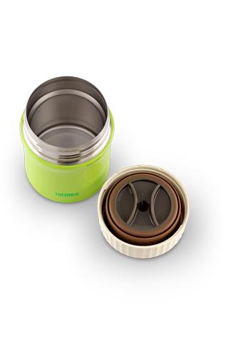 Термос для еды Thermos JBI-380 (0,38 литра) зеленый