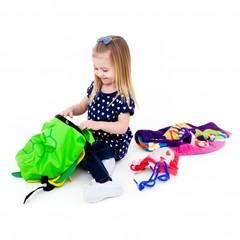 Черепаха Шелдон детский рюкзак для бассейна Trunki