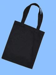 9296 Черная сумка для росписи