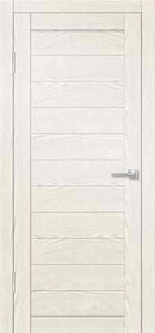 Дверь Дверная Линия ДГ -Грация 1, цвет крем, глухая
