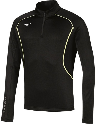 Рубашка беговая Mizuno Premium JPN Warmer Top мужская