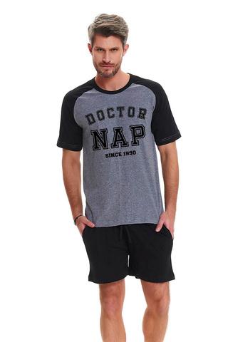 Мужская пижама PMB.9473 Dark Grey Doctor Nap