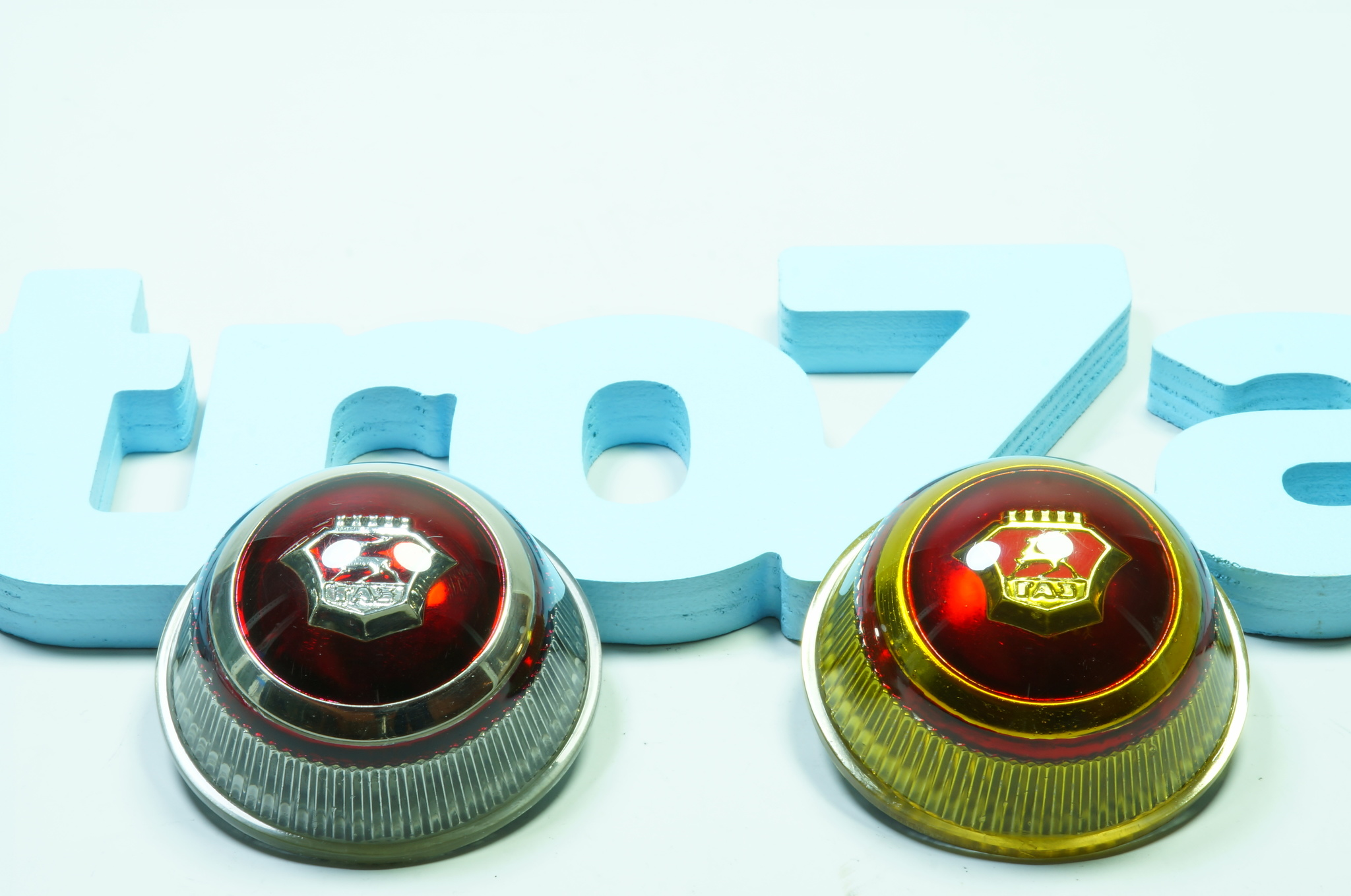 Эмблема руля Газ 13
