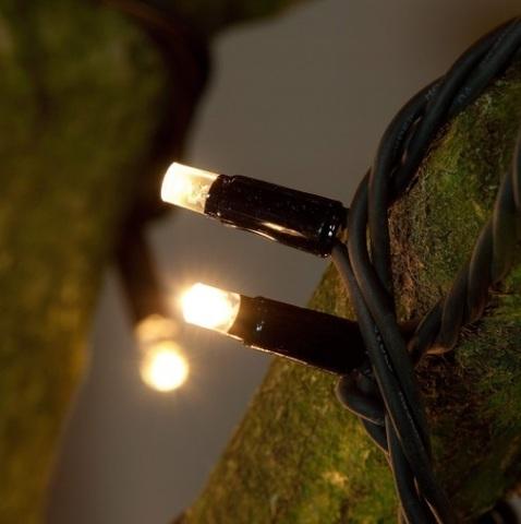 Купить светодиодную уличную гирлянду нить string улица деревья дерево монтаж гирлянд