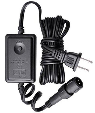 Контроллер для светодиодного дюралайта коннектор сетевая вилка с эффектом мигания