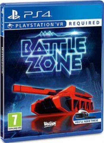 Sony PS4 Battlezone (только для VR, русская версия)