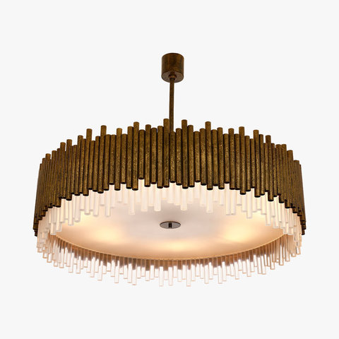 replica light  BATTERSEA CHANDELIER by BELLA FIGURA