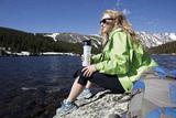 Бутылка фильтр Katadyn MyBottle Purifier White Flower
