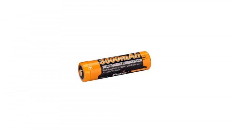 Аккумулятор Fenix ARB-L18-3500 18650 Rechargeable Li-ion Battery цена