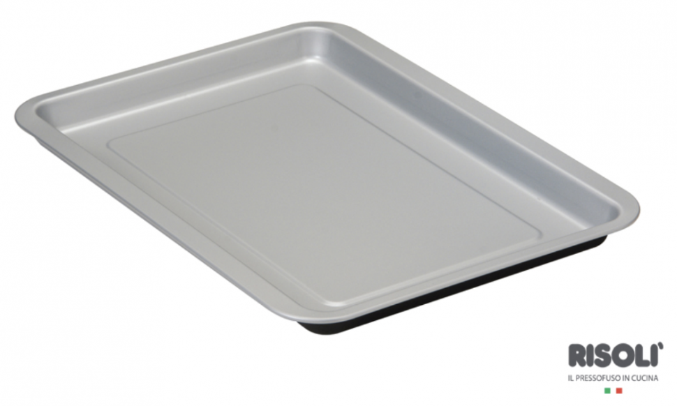 Форма Risoli Dolce прямоугольная 26см*37см 010080/510TRФормы для запекания (выпечки)<br><br>