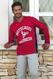 Комплект мужской домашней одежды Dennys Creazioni