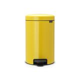Мусорный бак newicon (12 л), Желтая маргаритка, арт. 113567 - превью 1