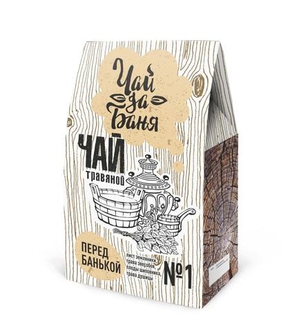 Чайный напиток травяной чай Банный №1 фото1