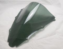 Ветровое стекло для мотоцикла Yamaha YZF-R1 00-01  DoubleBubble Дымчатый