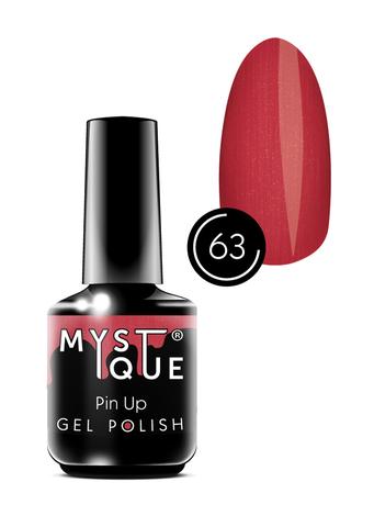 Mystique Гель-лак #63 «Pin Up» 15 мл