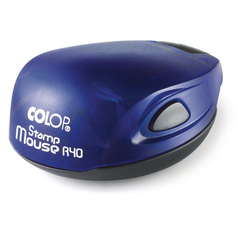 Оснастка для печати кругл. карман. d40мм Stamp Mouse R40 Colop
