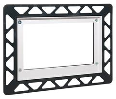 Монтажная рамка для установки стеклянных панелей вровень со стеной Tece 9240646 фото