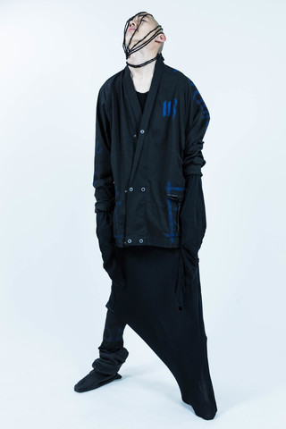 Куртка-блейзер