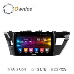 Штатная магнитола на Android 6.0 для Toyota Corolla 12-16 Ownice C500+ S1603P