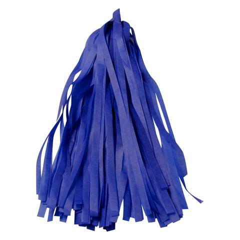 Гирлянда Тассел, синяя