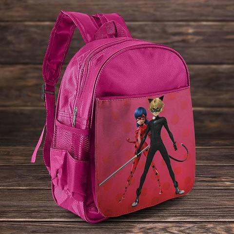 Рюкзак с Леди Баг и Супер Котом