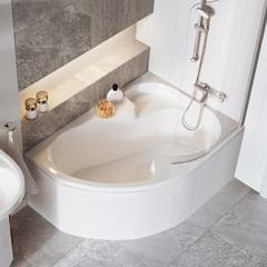Ванна асимметричная 150х105 см Ravak Rosa I CJ01000000 фото