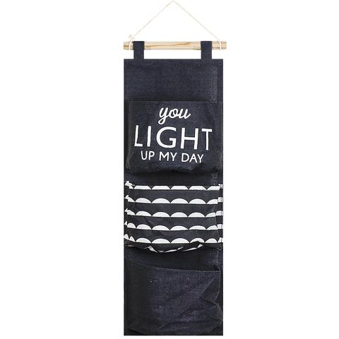 Вешалка с кармашками LIGHT