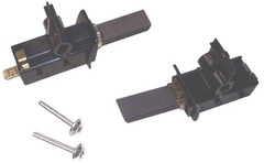 Щетки двигателя.(5x12.5x28, клем-6.3mm) BOSCH,BRANDT,WHIRP. 196541, 041078, WHIRP-481281718792, G102294, BOSCH-00600889, BRANDT 51X9121, 51X9266, 51X9155, 54IT011, G141