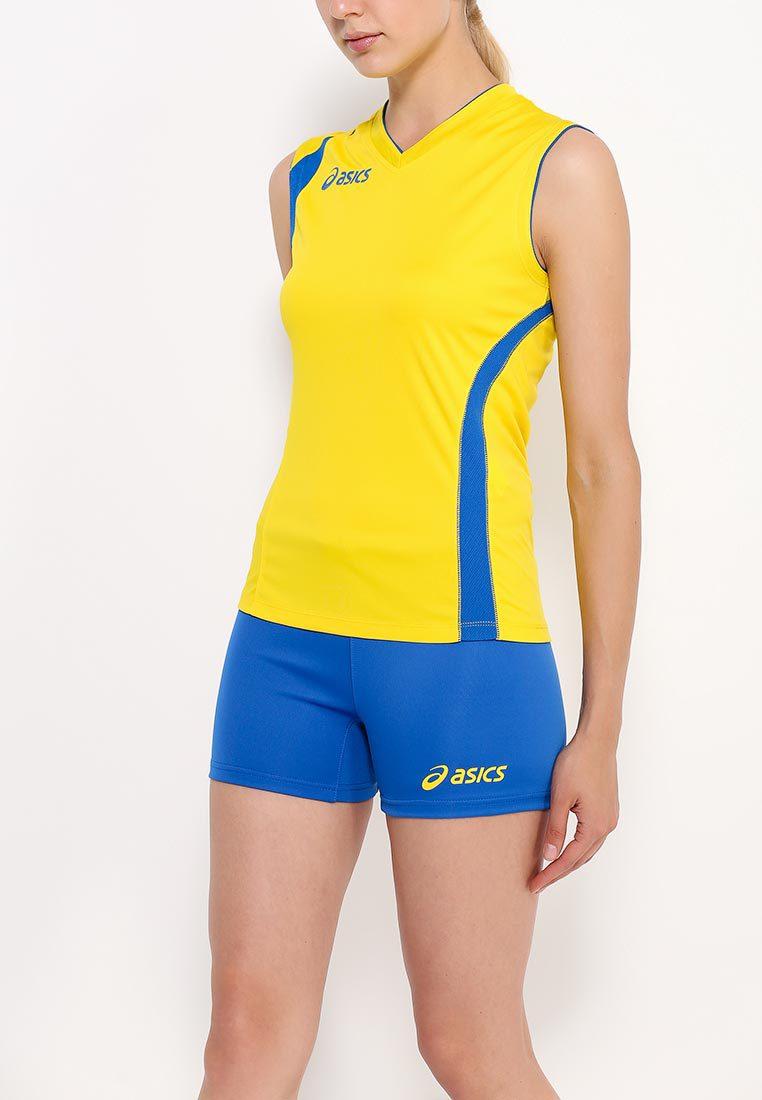 Женская волейбольная форма ASICS SET FLY LADY (T226Z1 QV43) фото