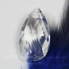 6106 Подвеска Сваровски Капля Crystal (16 мм)