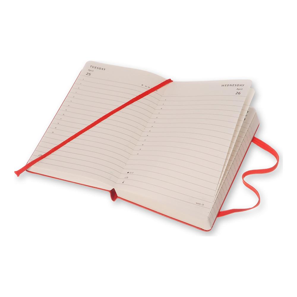 Ежедневник Moleskine Classic Daily Pocket, цвет оранжевый