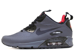 Кроссовки Мужские Nike Air Max 90 ES SneakerBoot Grey Speck
