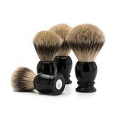 Помазок MUEHLE CLASSIC, барсучий ворс высшей категории Silvertip, черная смола, размер XL (95 K 256)