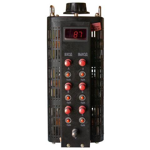 Автотрансформатор (ЛАТР) ЭНЕРГИЯ Black Series TSGC2-3_image1