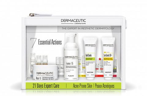 Dermaceutic Acne-Prone Skin Kit