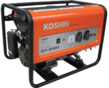 Бензиновая электростанция Koshin GV-3000