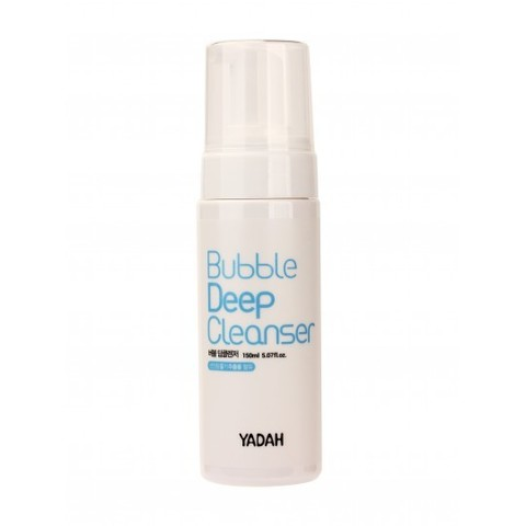 YADAH YADAH Пенка кислородная для лица YADAH BUBBLE DEEP CLEANSER 150мл