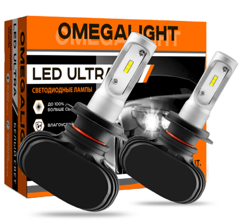 Omegalight LED Ultra H1