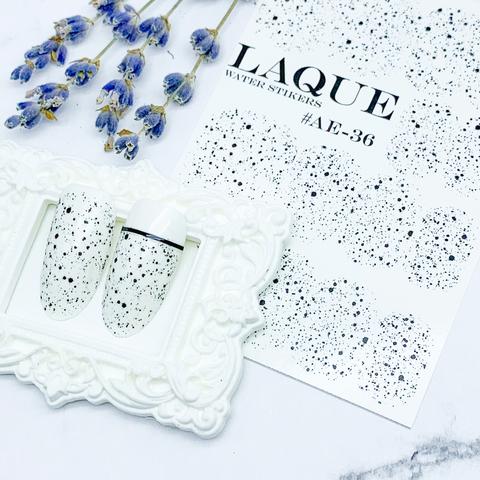 LAQUE Слайдер дизайн #АЕ-36