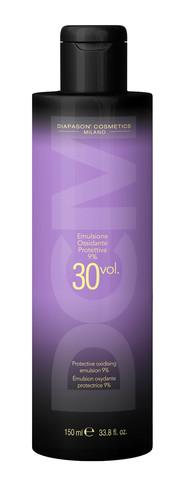 DCM Окисляющая эмульсия со смягчающим и защитным действием 30 Vol (9%) 150 мл