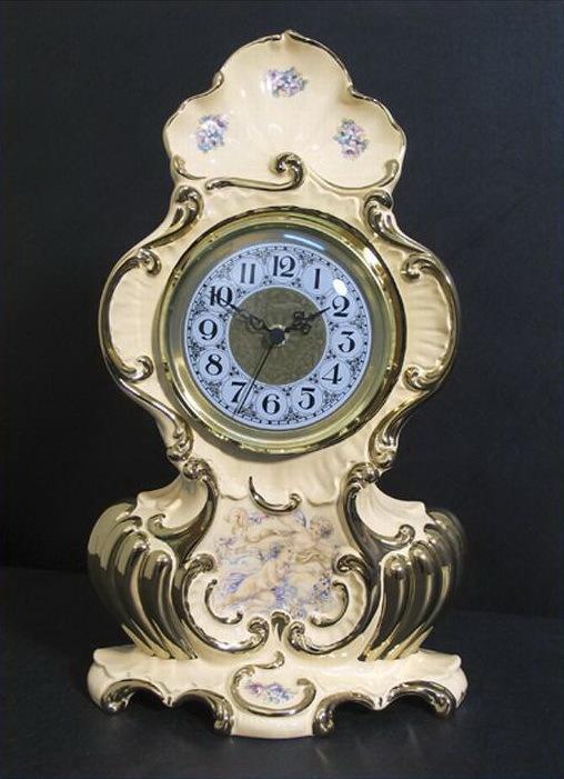 Часы настольные Ahura 1498/GOD