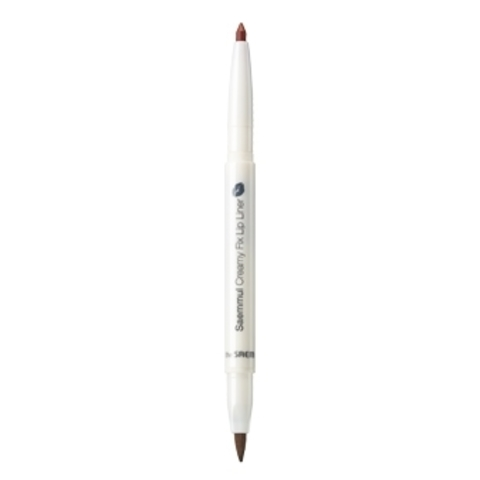 Saemmul Creamy Fix Lip Liner 03.French Brown