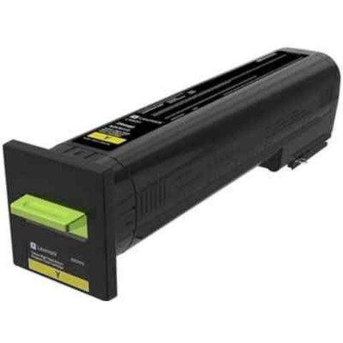 Картридж для принтеров Lexmark CS820/CX820/CX825/CX860 черный (black). Ресурс 8000 стр (72K50KE)