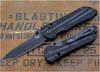 Тактический складной нож 909 BK Mini-Stryker Benchmade