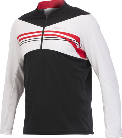 Велорубашка Craft Active Bike Long Sleeve Jersey мужская (1901947-9430)