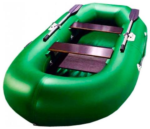 Надувная гребная лодка ПВХ Stream Дельфин 2+
