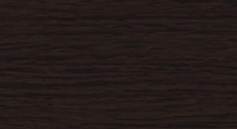 Угол наружный вспененный 40х40мм 2,7м Идеал Венге черный 302