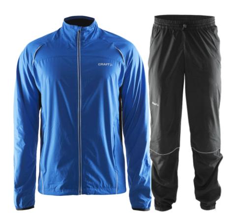 CRAFT PRIME RUN мужской костюм для бега