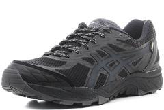 Кроссовки Asics Gel-Fujitrabuco 5 G-TX black мужские распродажа