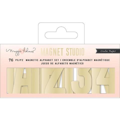 Магнитный алфавит Maggie Holmes Magnet Studio Magnet Set